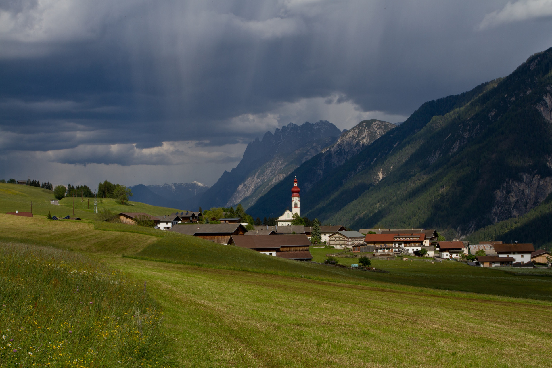 Asch in East Tirol