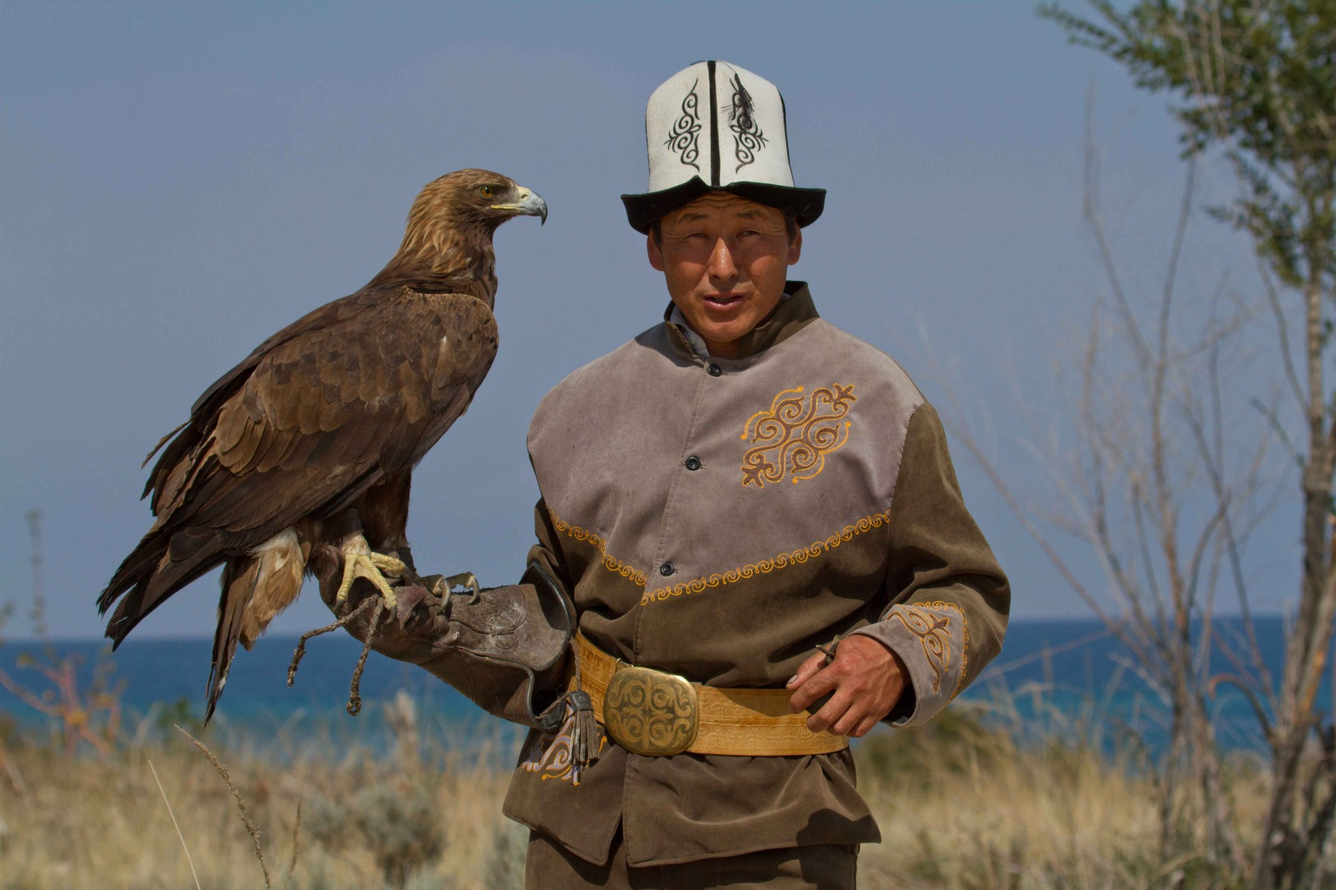 traditional Eagle Hunter