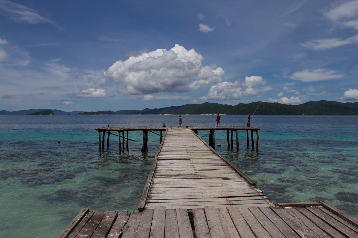 Papua and the Raja Ampat Islands